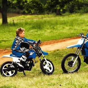 Детская мотошкола индивидуальные занятия с мотоинструктором для детей