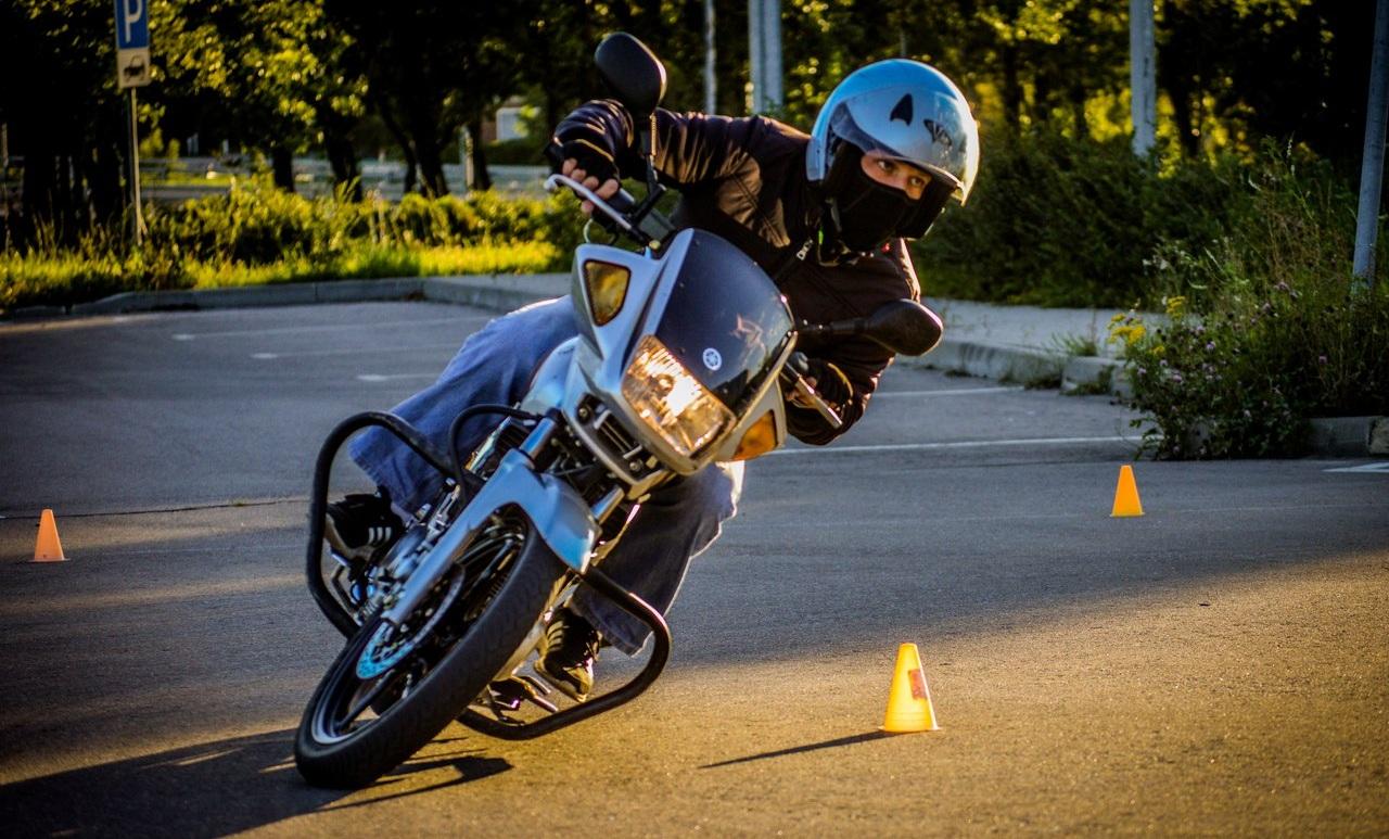 Мотошкола продвинутый курс обучения с индивидуальным мотоинструктором