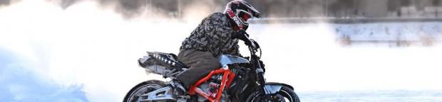 Мотокурсы зимой, теперь обучение на мотоцикле круглый год